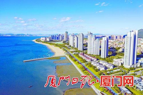 环东海域新城按下建设快进键
