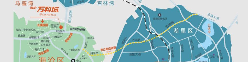 海沧野生动物园地图
